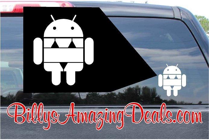 Android in a Bikini