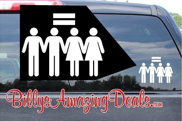 Lesbian Gay Bisexual Transgender Stickers